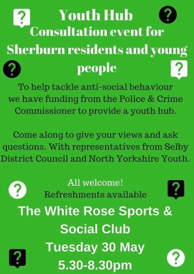 Sherburn Youth Hub