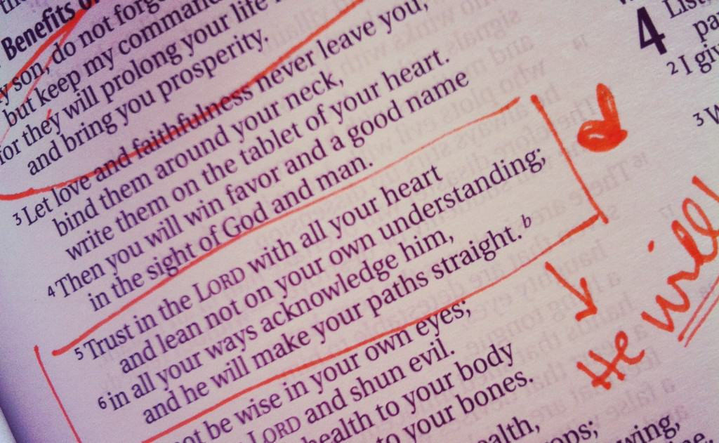 bible verses about being strong