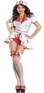 Sexy I CU Nurse Costume