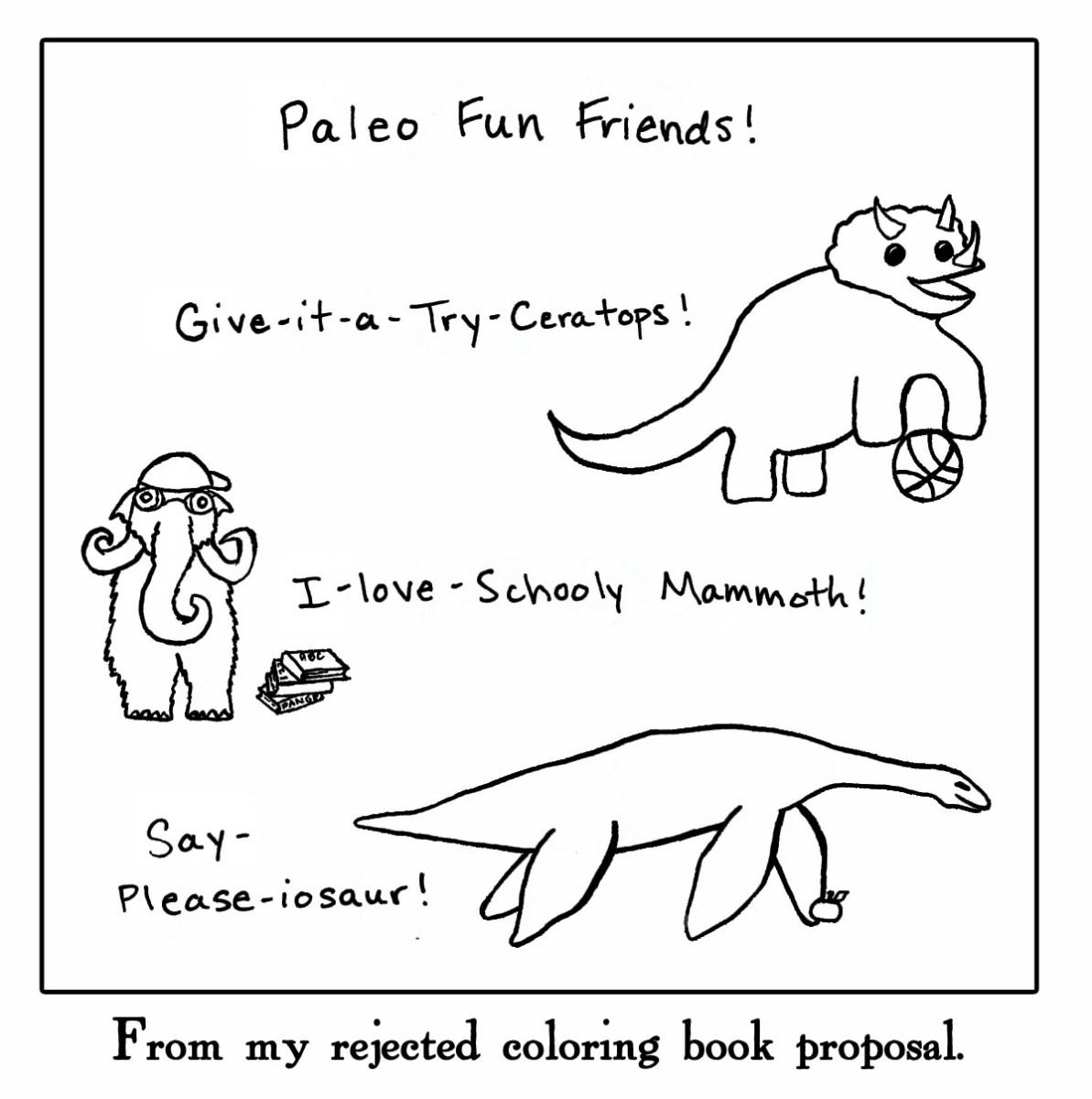 Paleo Fun Friends!