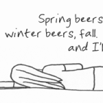 Seasonal Beer Haiku