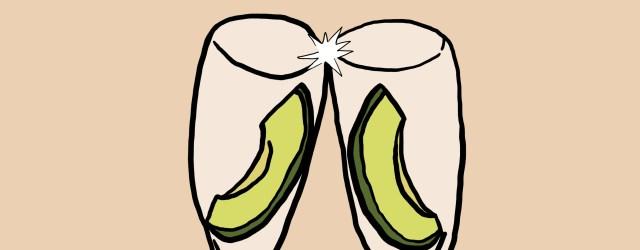 avocado toast by sheribomb