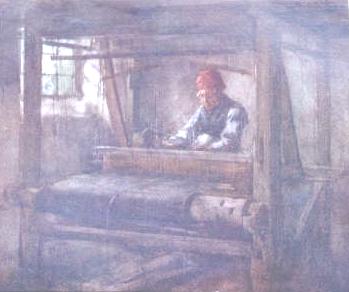 Weaving the Family Tartan