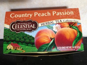 Celestial Seasonings-Country Peach Passion Tea