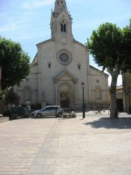 Church in St Cecile