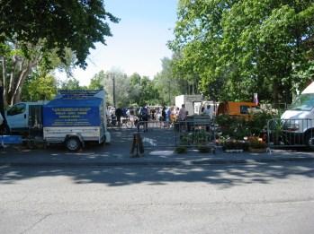 Market in Caumont