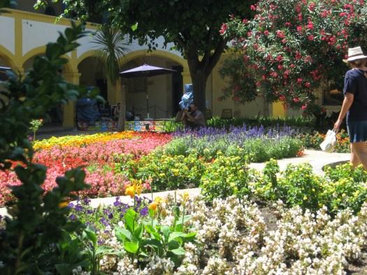 Arles - Van Gogh Gardens