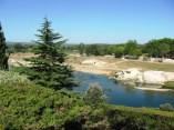 Pont du Gard - river playground