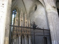 Pope Innocent VI's Tomb