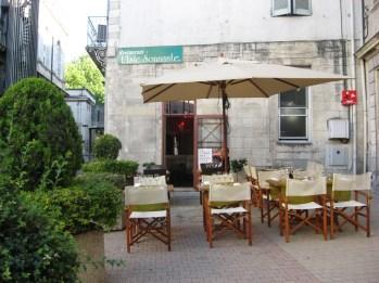 Restaurant l'Isle Sonnante