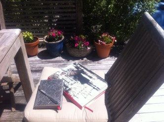 My summertime reading