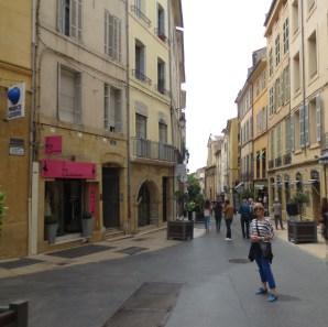 Aix-en-Provence street