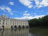 Chenonceau spanning the River Cher
