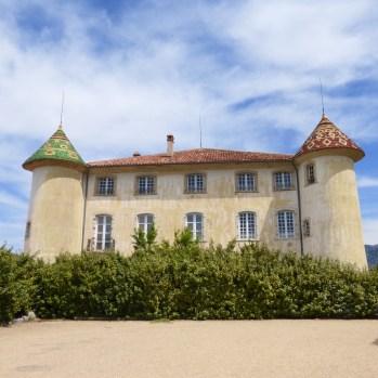 Chateau d'Aiguines