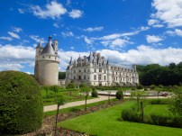 Chenonceau is magnificent