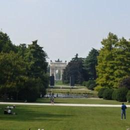 Arco della Pace (Arch of Peace),Milan