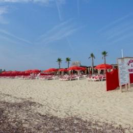 Red beach club
