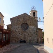 L'Eglise de Sainte-Maxime