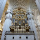 One of the two magnificent organs