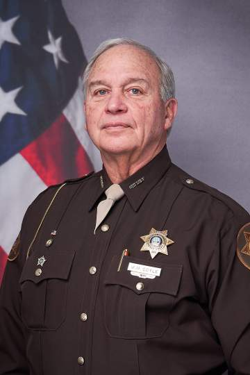 Sheriff Mike Coyle