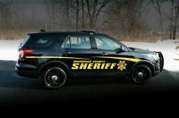 sheriff car 2016