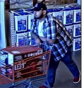 Felony Theft Home Depot And Lowes Home Improvement Centers
