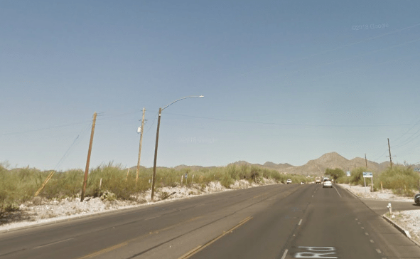 Tucson Police Investigate a Death After a Man Falls Out of a Moving Car