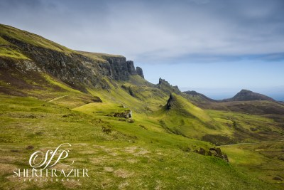 Quiraing Colors | Sheri Frazier Photography