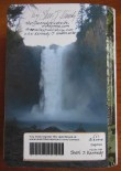 Back cover is texture of mist at Snoqualmie Falls
