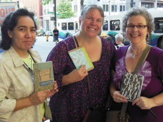 Tommia, Victoria, Sheri - The Snoboot Sketchcats