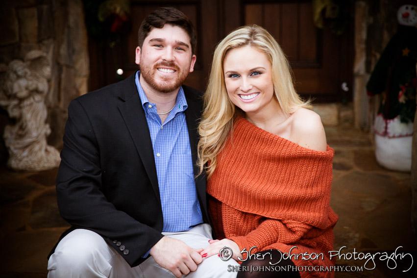 Christmas Eve Surprise Marriage Proposal in Cumming, GA