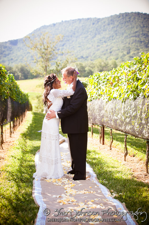 Bridget & Chris Yonah Mountain Vineyard Wedding in Cleveland GA