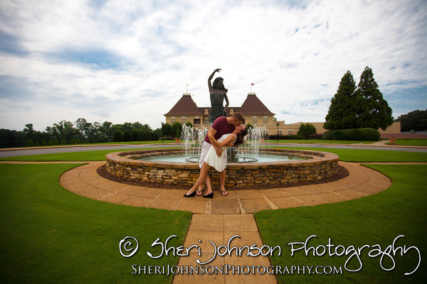 Chateau Elan Engagement