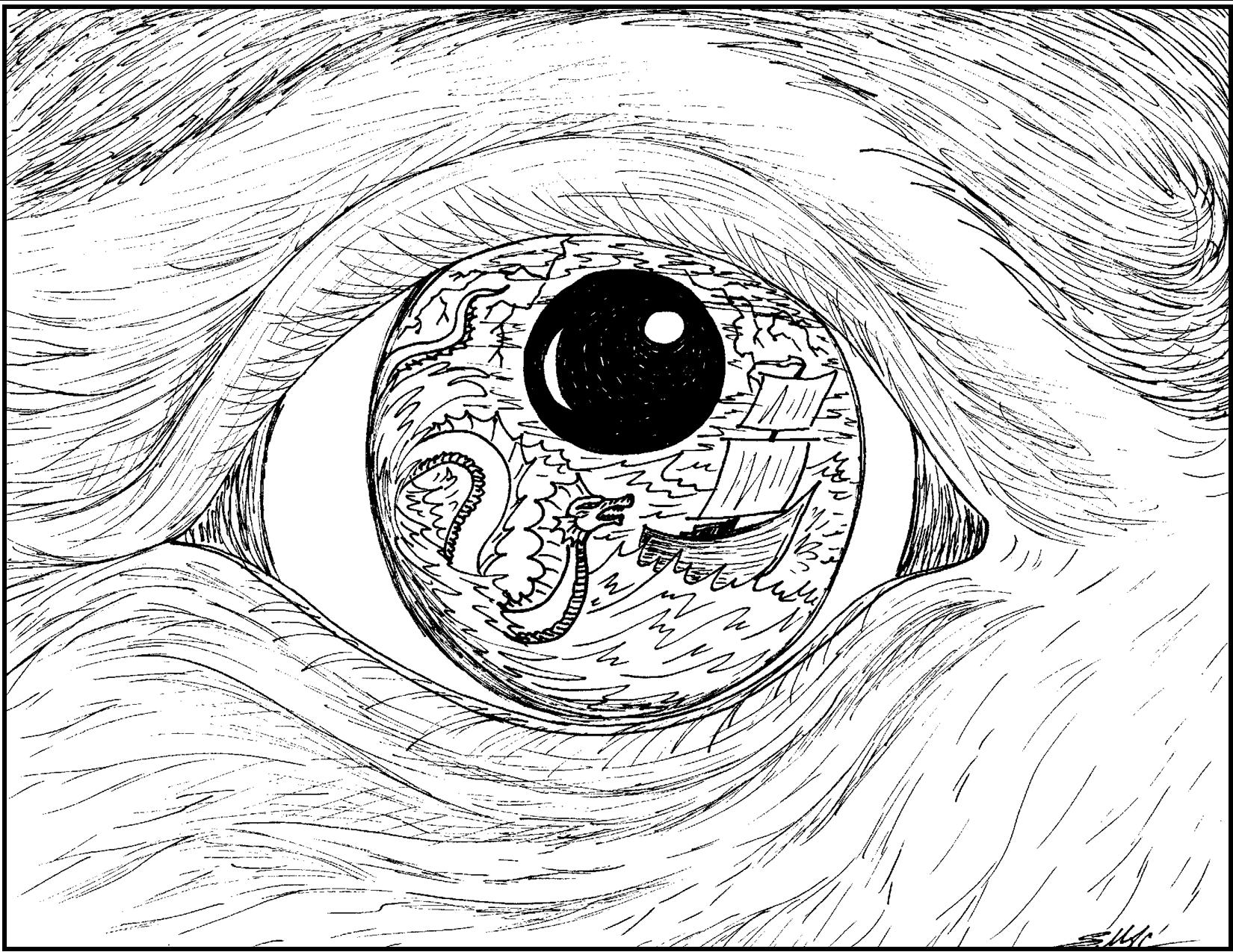 Surrealistic Coloring Pages Sc S Place To Be