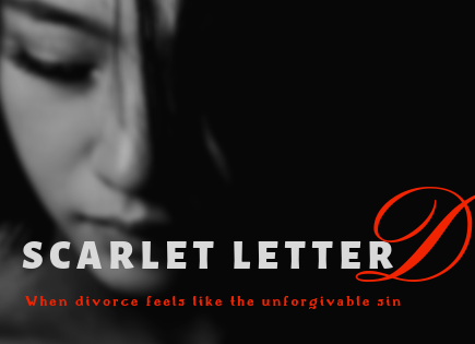 When divorce feels like the unforgivable sin
