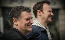 Co-creators Steven Moffat and Mark Gatiss have just thought of a new way to make fans cry