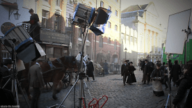 Recreating Victorian London