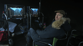 Mark Gatiss fears the Abominable Bride!