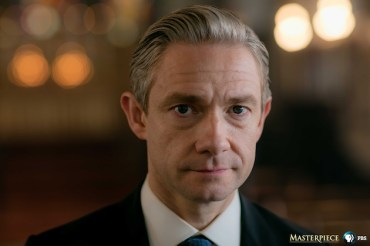 Sherlock, Season 4 premieres January 1, 2017 on MASTERPIECE onPBS. Picture shows: John Watson (MARTIN FREEMAN)