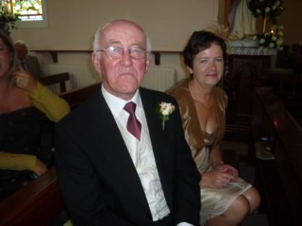 Paddy, Maura's father