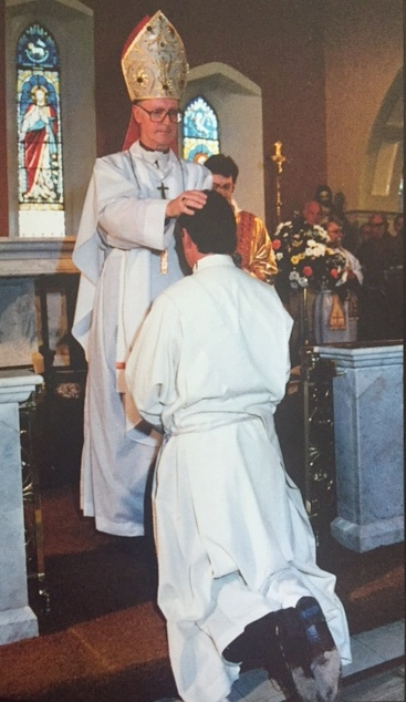 Ordination Day - June 14th, 1987