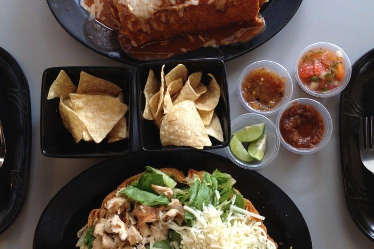Baja Fresh: Let's Salsa!