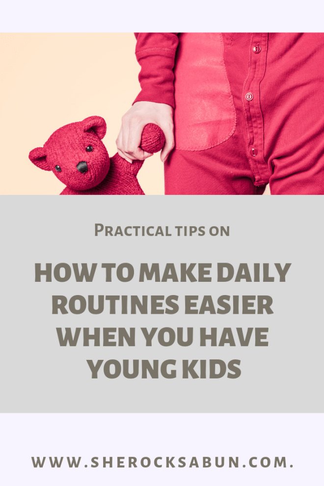 Practical time management tips for parents with young children