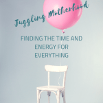 Time management as a mom is not a given. Finding the time and energy for everything can be exhausting, but there are ways to make life easier! #timemanagement #motherhood