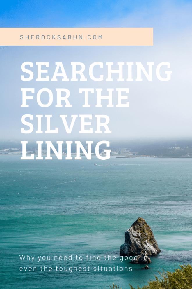 Searching for the silver lining
