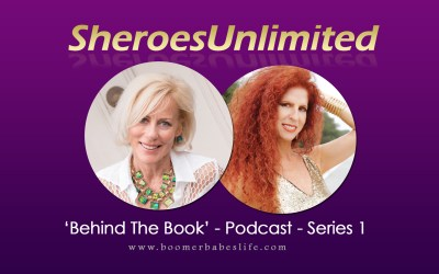 SheroesUnlimited Behind The Book Series #01 | Susan Korwin