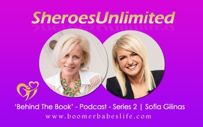 SheroesUnlimited Behind The Book Series #02 | Sofia Gilinas