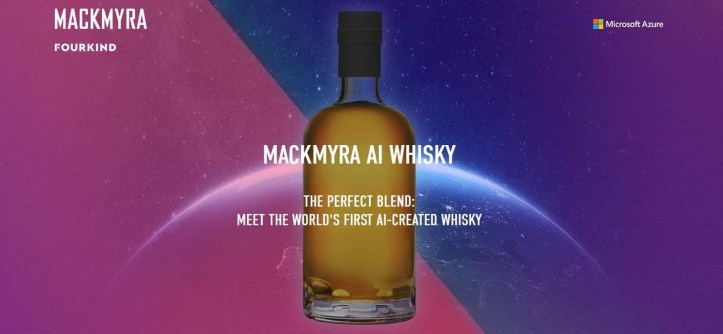 Image result for mackmyra ai whisky