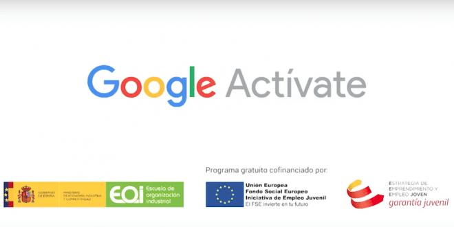 Programa de Transformación Digital para el Empleo - Google - EOI