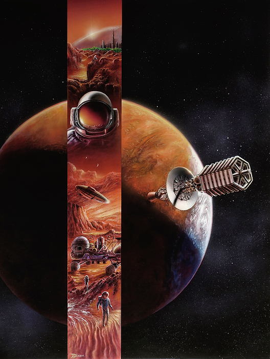 red-mars-cover-painting-don-dixon